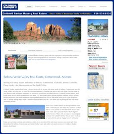 coldwell banker cottonwood arizona real estate